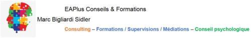 Révision de textes de formation d'EAPlus, Consulting, formations, médiations